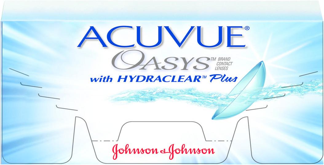 Acuvue Oasys clean
